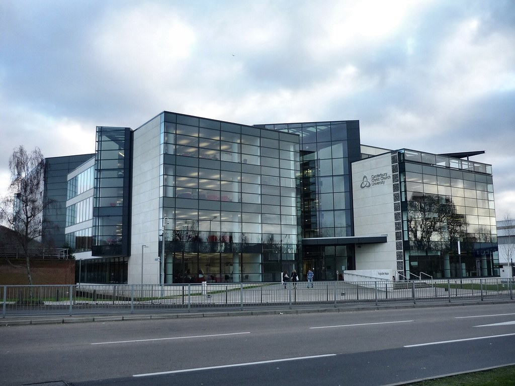 Canterbury Christ Church University The Learning Support Centre