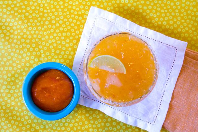 Persimmon Margarita | Flickr - Photo Sharing!