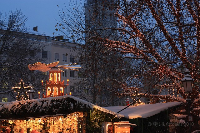Kripperlmarkt am Rindermarkt, Muenchen, fotoeins.com