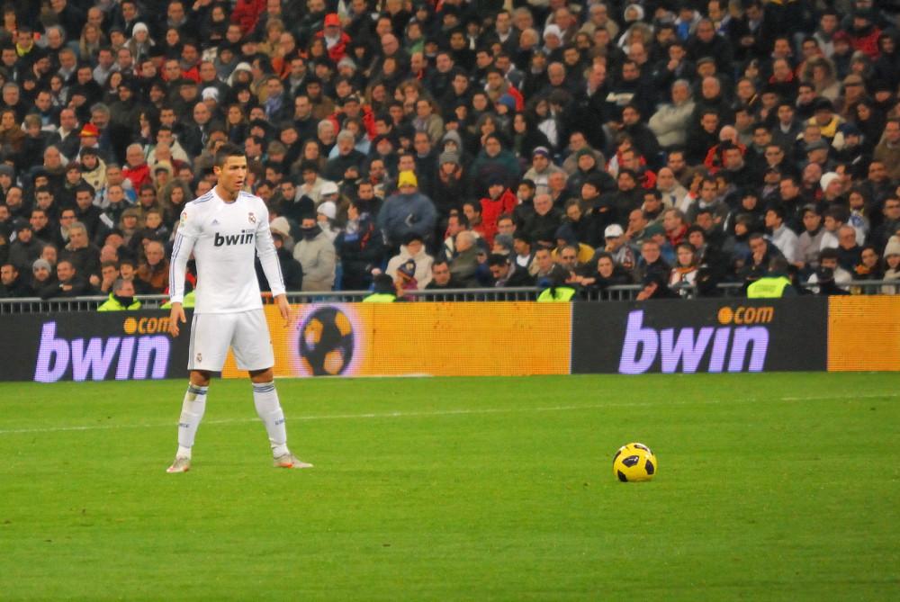 Cristiano Ronaldo New Soccer Shoes