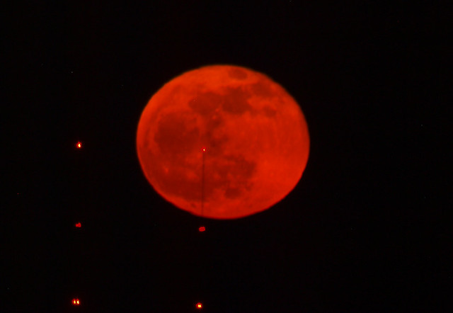 red moon tonight in florida - photo #41