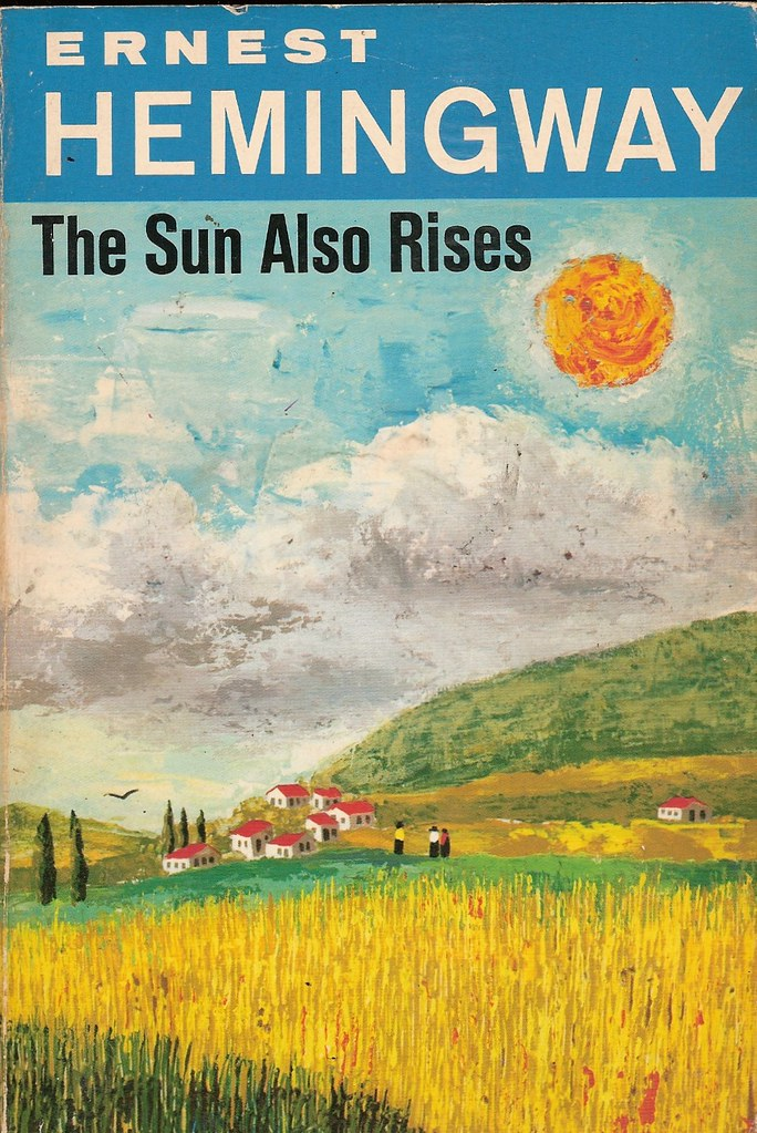 the versions of masculinity in the sun also rises a novel by ernest hemingway This is a sample paper on ernest hemingway's the sun also rises and where ernest hemingway's novel requires about his masculinity as exists in the novel.