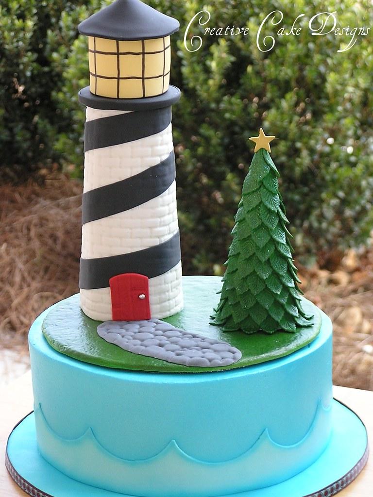 Lighthouse Christmas Tree