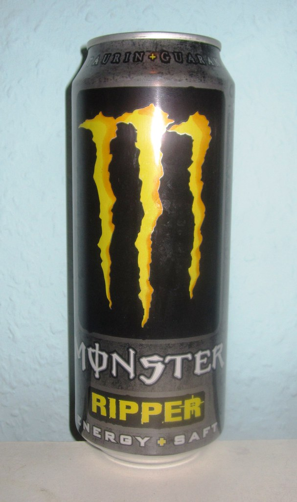 Monster Ripper Energy Drink Wikipedia