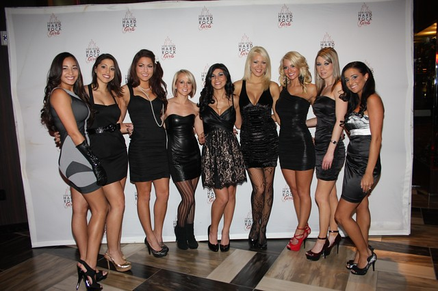 2011 Seminole Hard Rock Calendar Girls | VisitTampaBay | Flickr