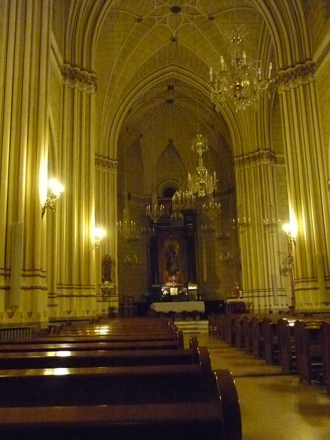 Madrid iglesia de san fermin de los navarros esta for Calle prado de la iglesia guadarrama