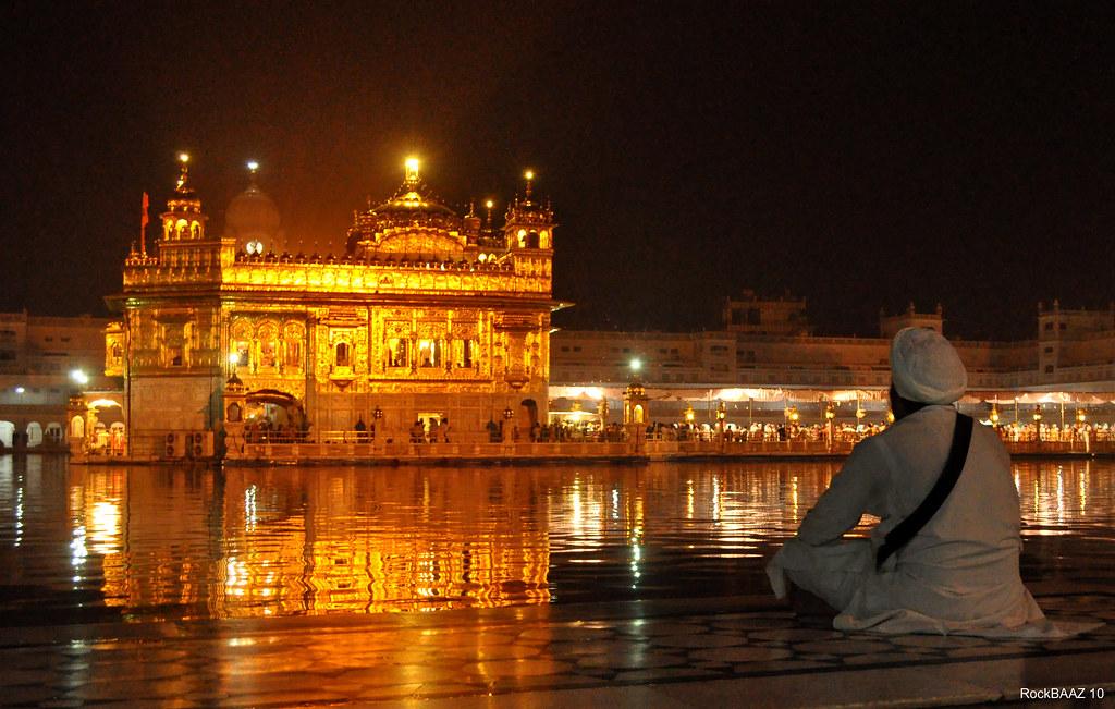 Harmandir Sahib, Amritsar | The Harmandir Sahib (Punjabi ...