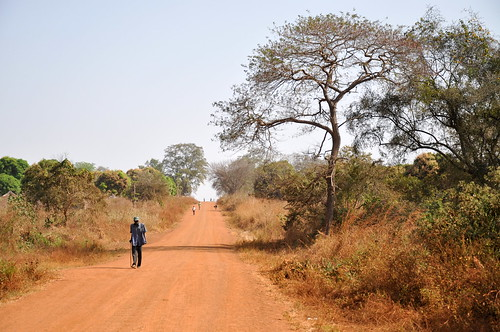 Southern Sudan: a long walk to vote | by Oxfam International
