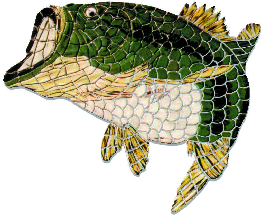 Bass Viking Pools Mosaics Mosaic Tiles Reflect Charm