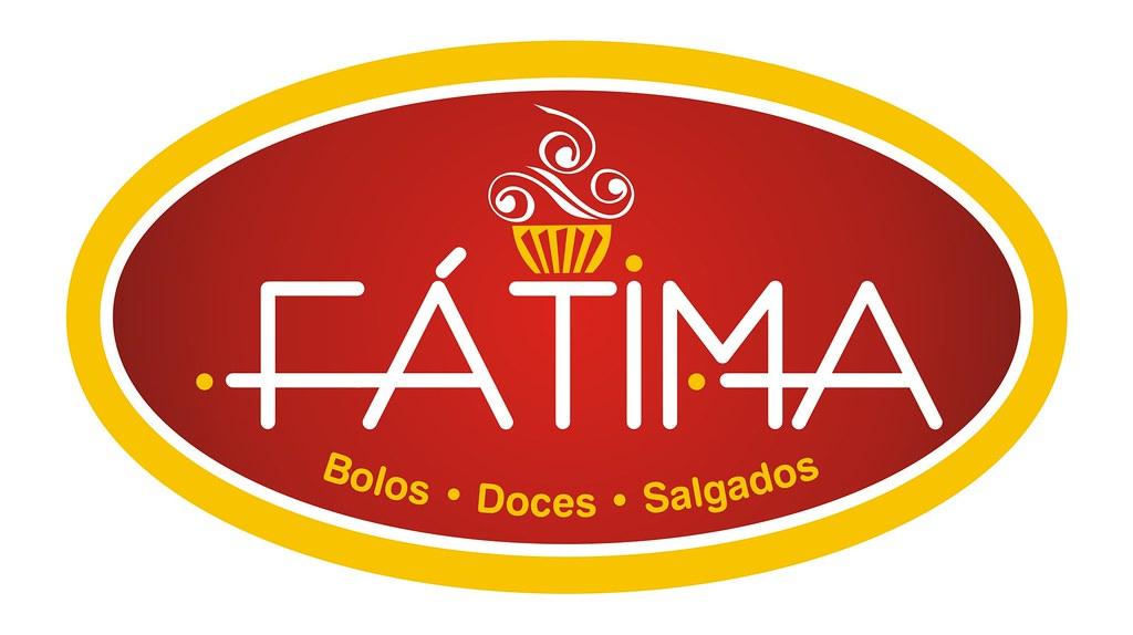Bolo Doces E Salgados: Logotipo: Fátima - Bolos, Doces E Salgados