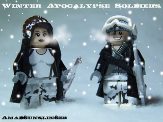 Winter Apocalypse Soldiers Updated | by ~Amadgunslinger~