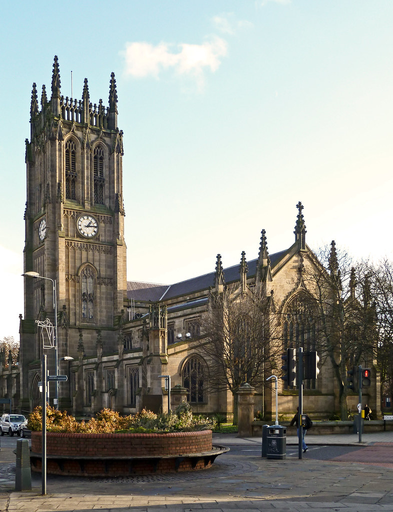 St Peter, Leeds (Leeds Parish Church)