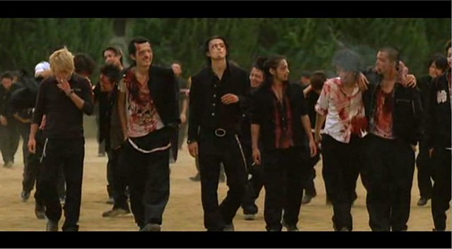 Crows Zero group shot | Flickr - Photo Sharing!