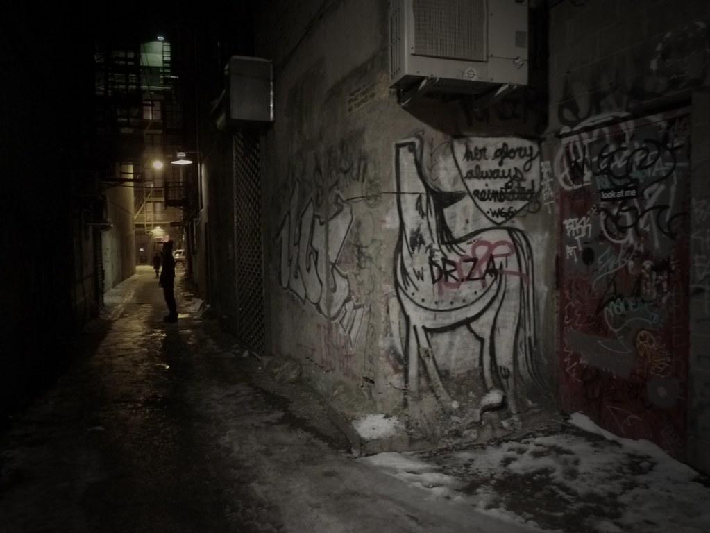 Freeman Alley, Lower East Side, New York City 684