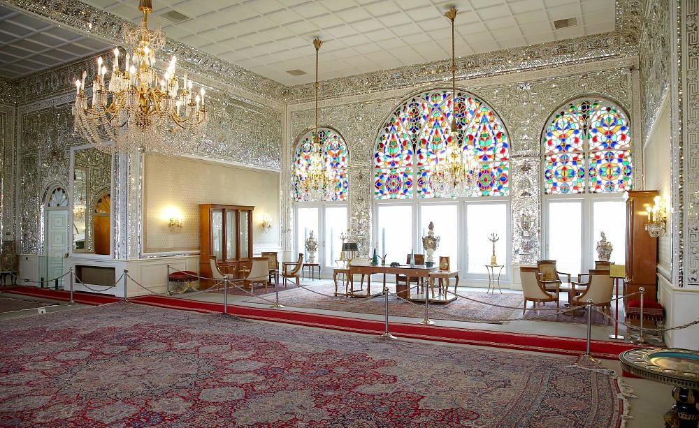Niavaran Palace Teheran The Second Floor Was Used As The