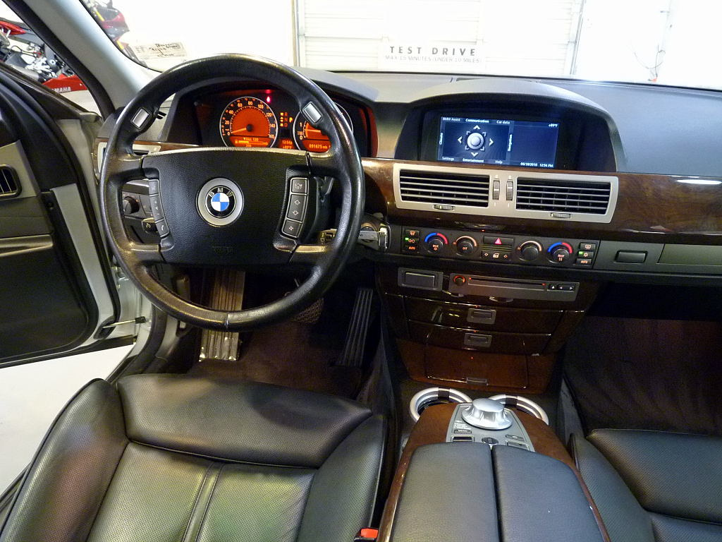 2005 Bmw 745li Premium Very Nice 2005 Bmw 745li With Quot 19 S Flickr