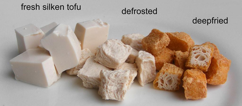 Fried Tofu Puffs Making Your Own Tofu Puffs