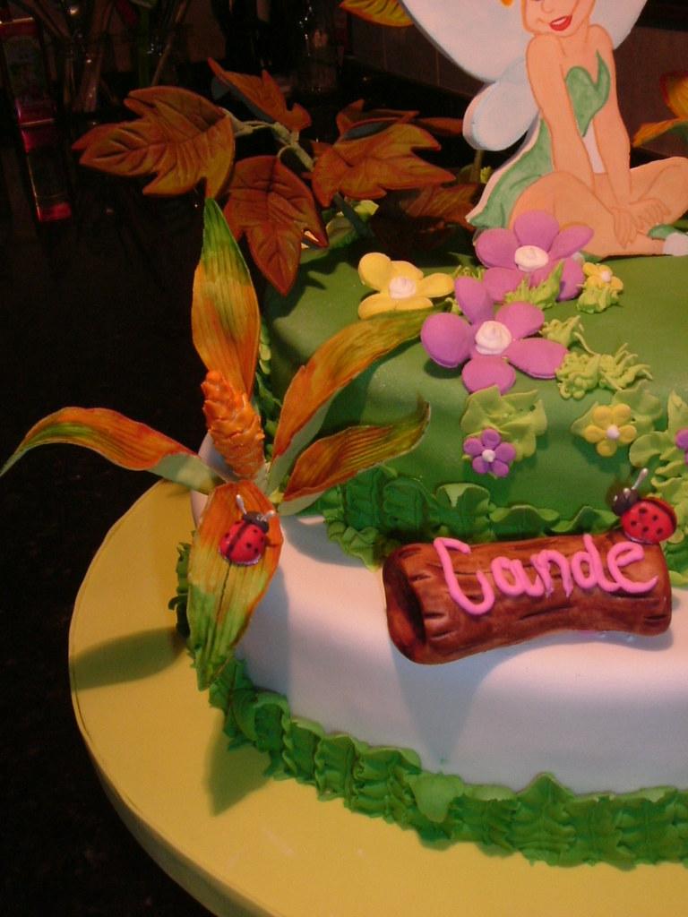torta de campanita tinkerbell tortas 095863610 elizabeth