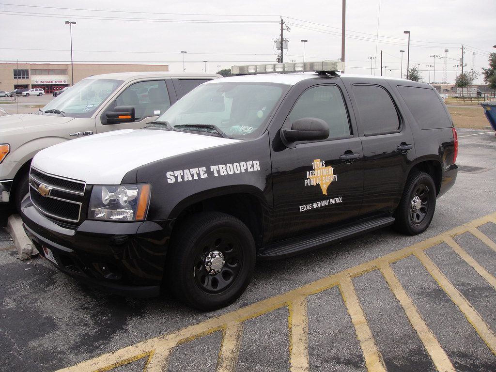 Texas State Trooper   Chevrolet Tahoe   Texas Trucker   Flickr
