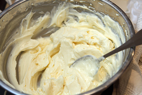 cream cheese frosting | by David Lebovitz