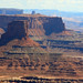 Ancient rock formations in Canyonlands