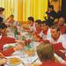 Alfa Lum Cycling Team, Dinner in a San Marino Apartment `89