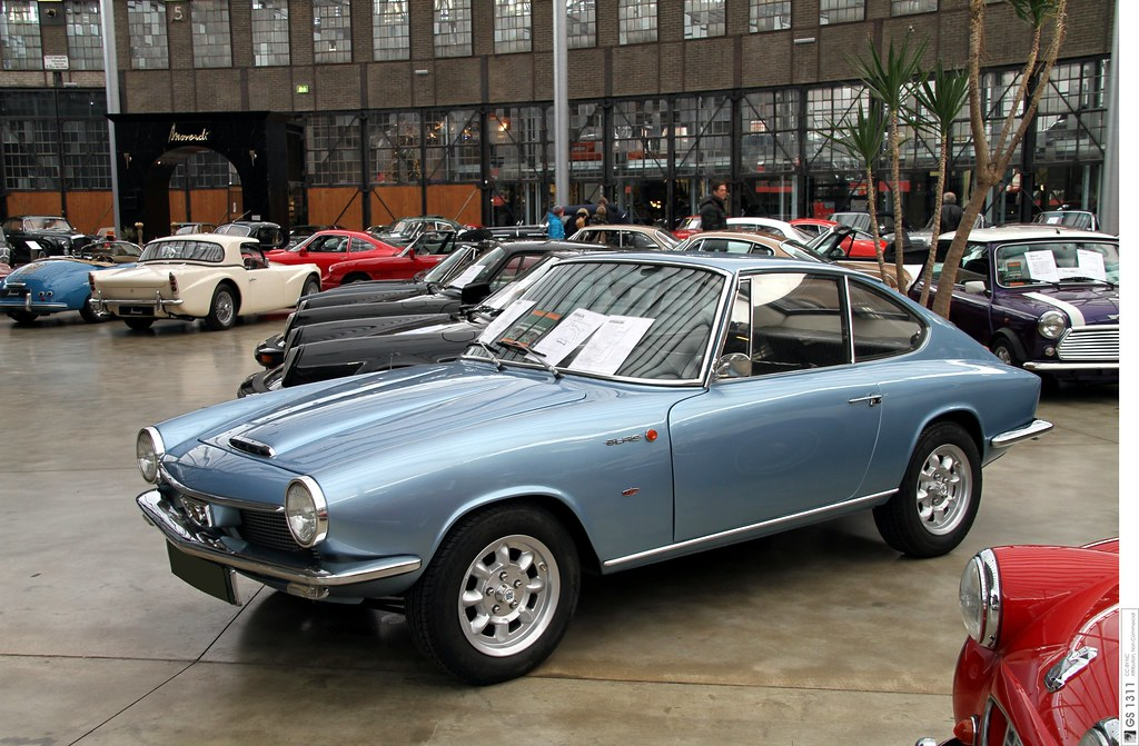 1965 Glas 1700 Gt 02 Glas Were Known For Small Cars