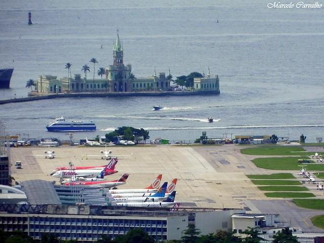 Aeroporto Santos Dumont : Aeroporto santos dumont rio de janeiro nikon p by