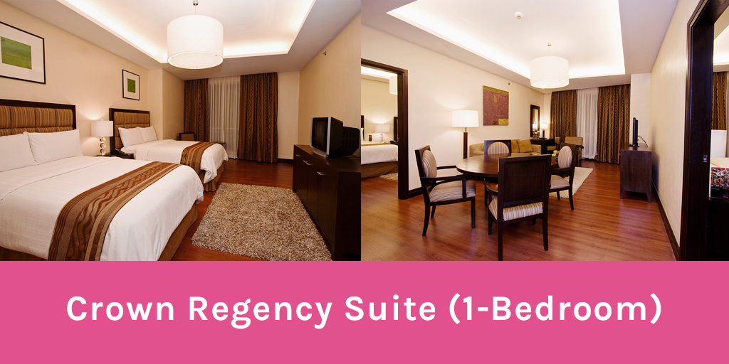 Crown Regency Suite (1-Bedroom) - Wandering Ella