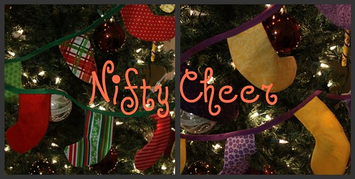Nifty Cheer | by niftyfoodie