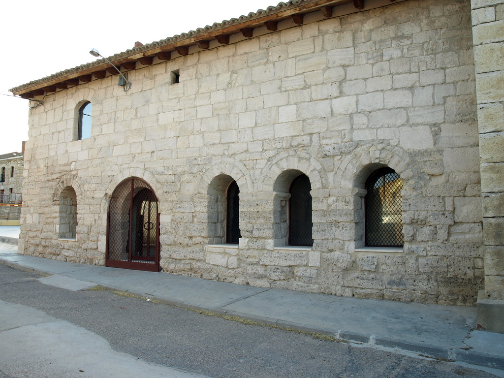 Villanueva de Duero Spain  City new picture : Villanueva de los Infantes Valladolid . Iglesia de Santa María la ...