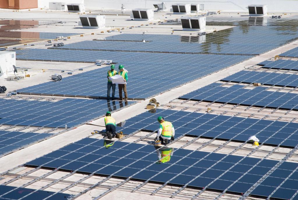 Thin Film Solar In Sept 2010 Walmart Announced It Will