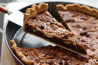 chocolate pecan pie | by David Lebovitz