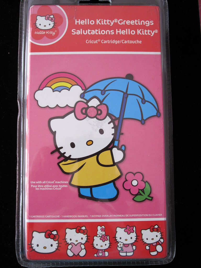 Hello kitty greetings cricut cartridge 2 tleaw flickr m4hsunfo