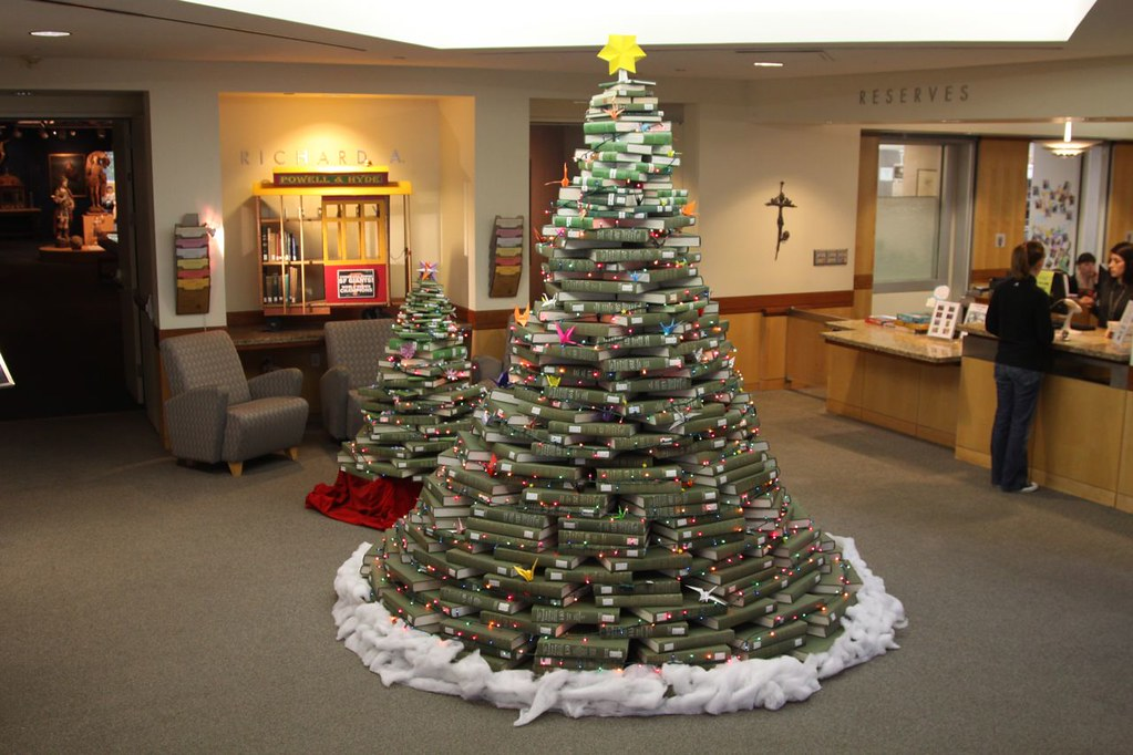Catalog Christmas Tree Craft
