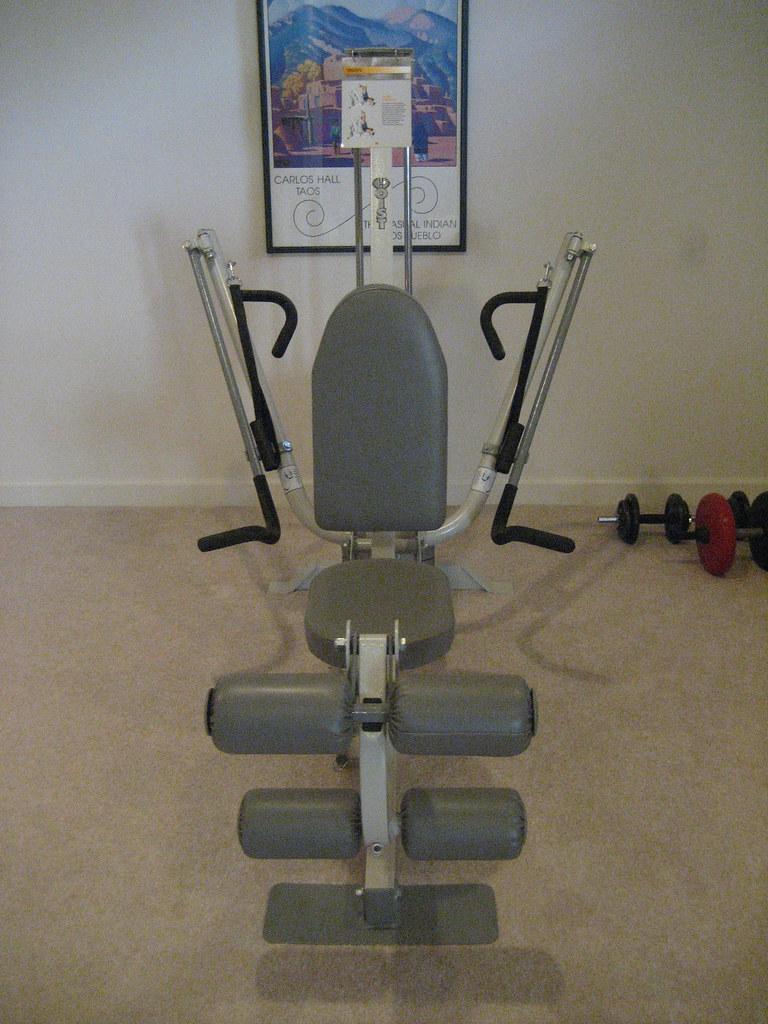 ... Prime 8 Fitness System Home Gym - $200 | Hoist Gym is … | Flickr