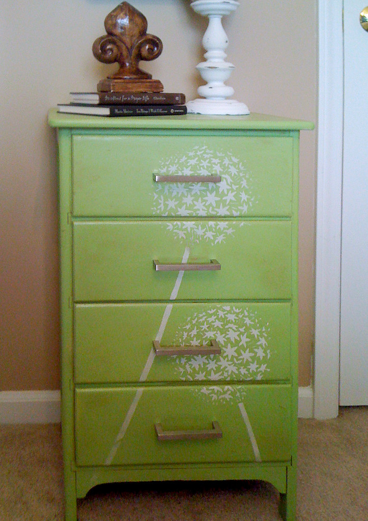 Stenciled Furniture Beautiful Reusable Stencils By Cuttin