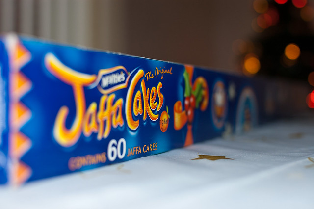 Image Result For Jaffa Cakes Box