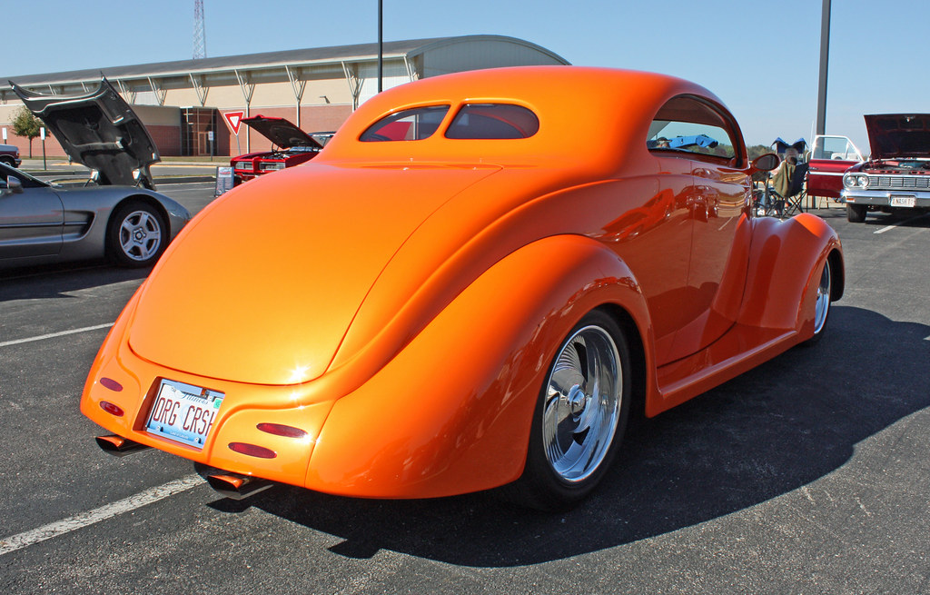 & 1937 Ford Coupe Street Rod Kit Car (5 of 5) | Photographed au2026 | Flickr markmcfarlin.com