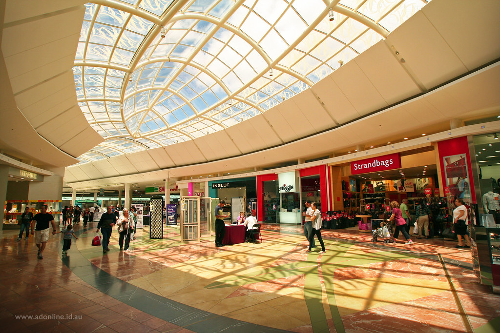 Epping Plaza | The interior of Epping Plaza Shopping ...