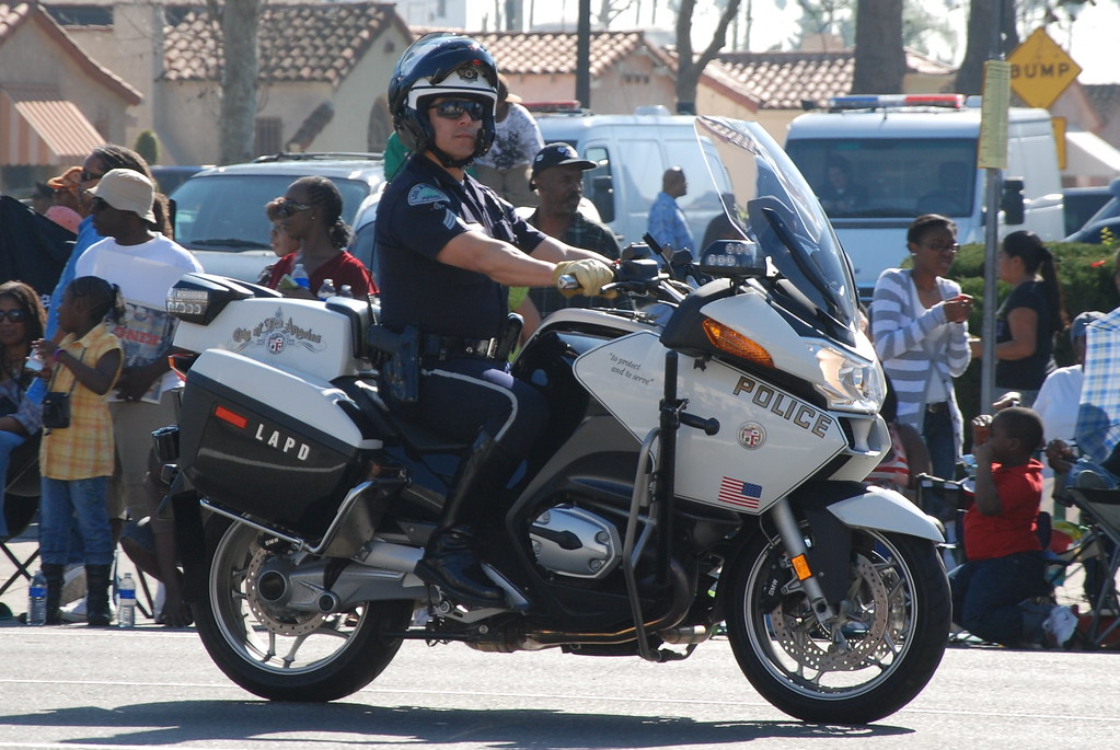 Motorcycle Accident Los Angeles