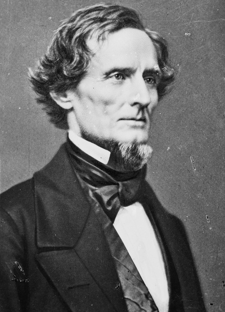 May 14, 1865: Jefferson Davis Captured | Seven Score and Ten
