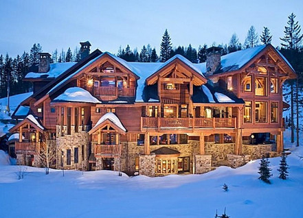 Montana mansion whitefish mt for sale 20 million no - Home interior deer pictures for sale ...