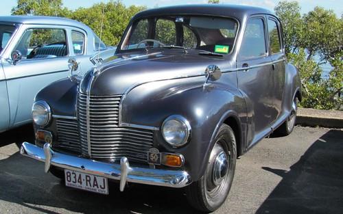 Jowett Javelin 1951 1951 Jowett Javelin Deluxe