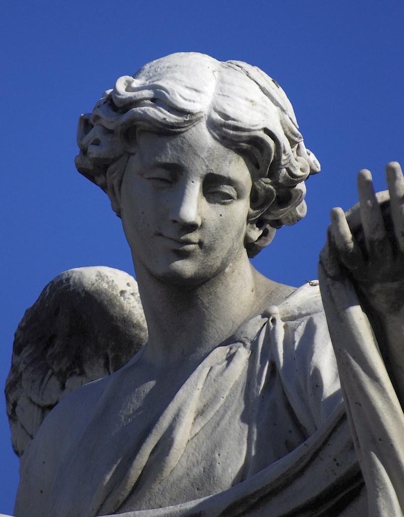 Bernini sculpture, Ponte Sant'Angelo | nikon80cat | Flickr