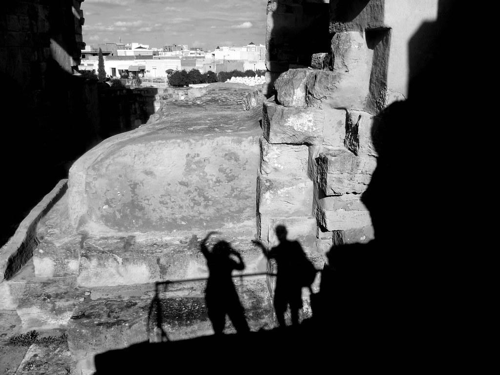 El Jem Coliseum Tunisi...