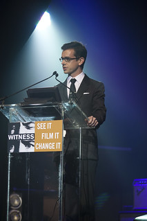 Jack Dorsey speaking at WITNESS' Focus for Change Benefit Dinner & Concert 2010 | by WITNESS.org