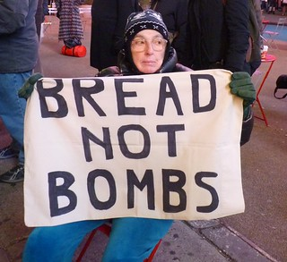 Bread Not Bombs | by GammaBlog