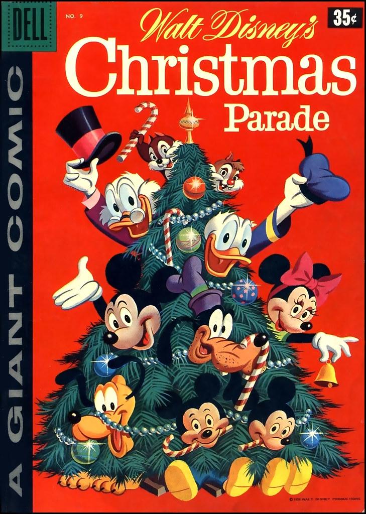 walt disney world on christmas day
