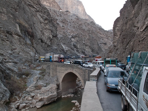 Gridlock on the Kabul Jalalabad Highway | by peretzp